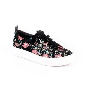 Assure Floral Sneakers by J Slides Size 5.5 - 6M